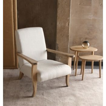 Oly Digby Chair in Driftwood Finish