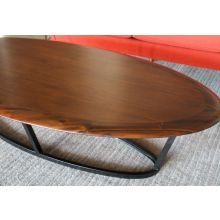 Surfer Oval Coffee Table