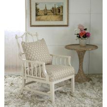 Charleston Regency Chippendale Planter's Chair