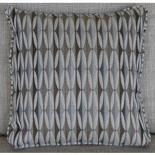 Khaki Retro Geometrical Pillow