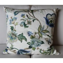Brissac Flower Pillow
