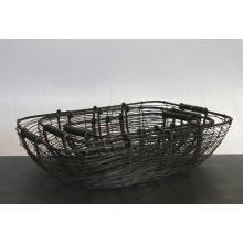 Set of 3 Iron Baskets