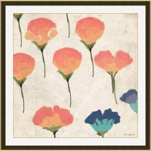 Flower Series - Gingko 33 3/4W x 33 3/4H
